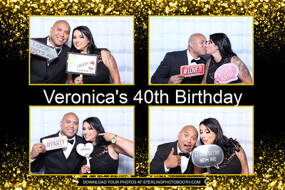 Veronica's 40th Birthday