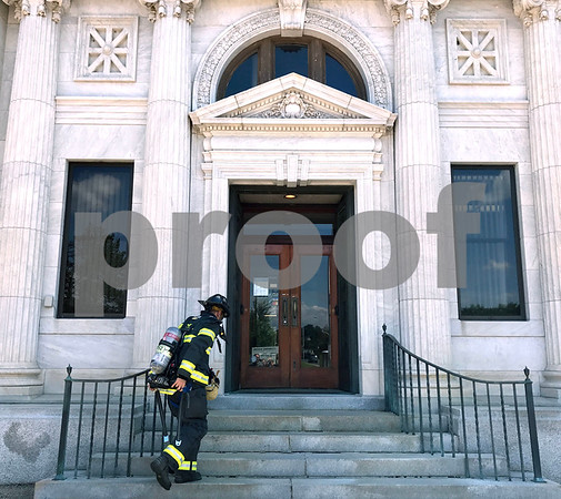 8/16/2017 Mike Orazzi | Staff Webster Bank on Main Street.