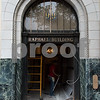081817  Wesley Bunnell | Staff<br /> <br /> Renovations to the Raphael Building at 99 West Main St. are being completed with a ribbon cutting to be held next Wednesday.