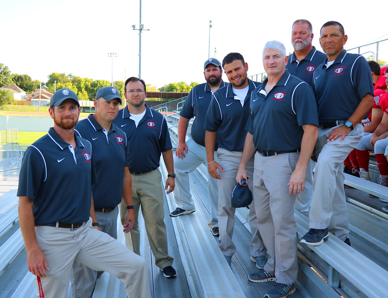 Ryan Elder, Ross Foley, Tim Lira, Nick Wellington, Zane Aguilar, John McComb, Rick Phelps, Tony Ybarra