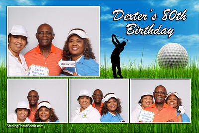 Dexter's 80th Birthday