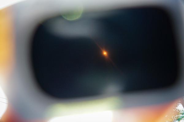 Solar Eclipse!