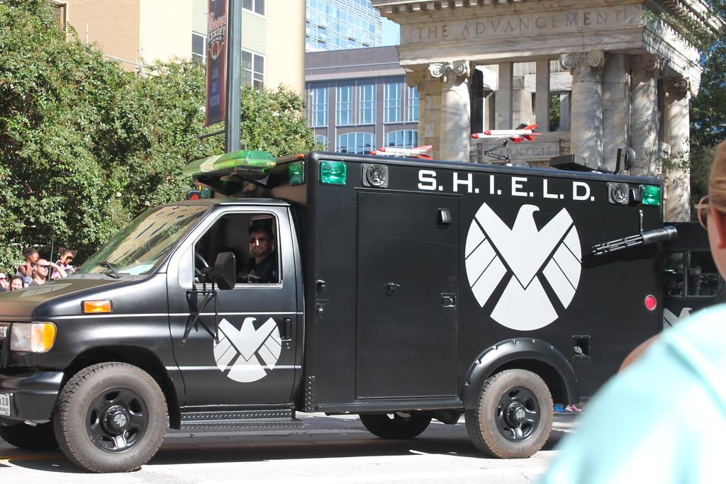 """SHIELD"" at DragonCon"