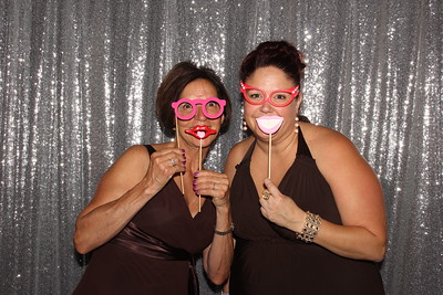 Beautiful Santa Fe wedding with ShutterBooth