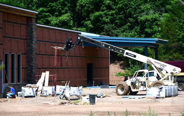 7/20/2018 Mike Orazzi | Staff Construction at the former Chung Property In Plainville.