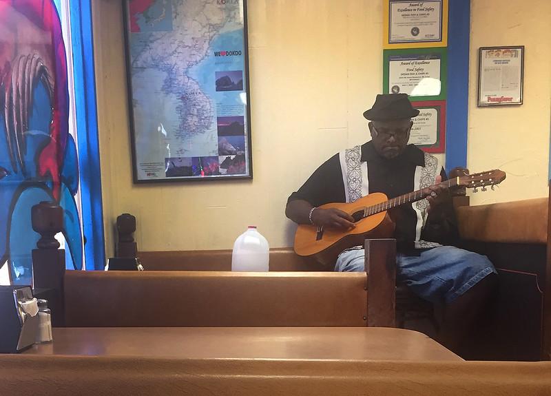 fish musician