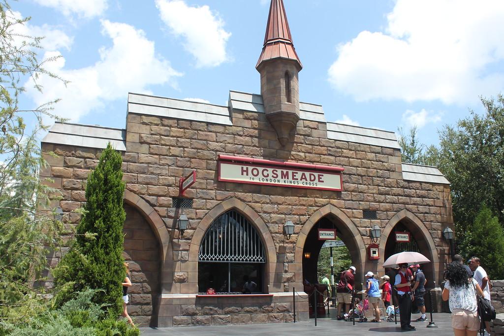 Hogsmeade Station