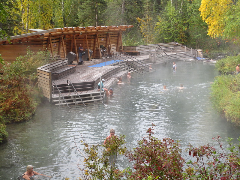 Day 4<br /> <br /> Liard Hot Springs