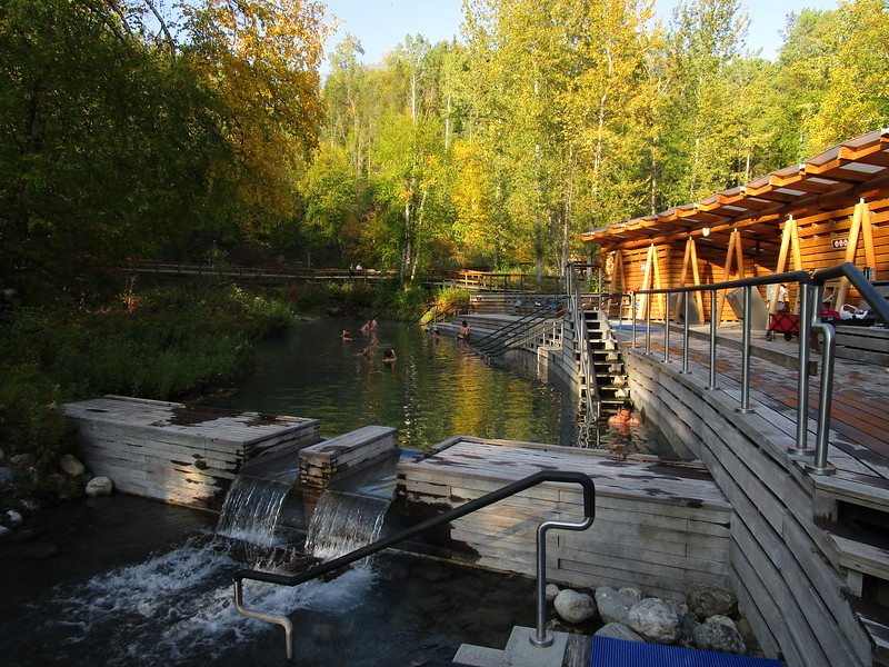 Day 4 <br /> <br /> Liard Hot Springs
