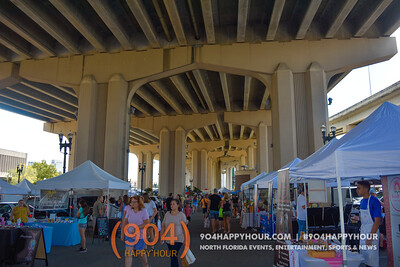 5th Annual River Ruckus @ Riverside Arts Market - 8.24.19