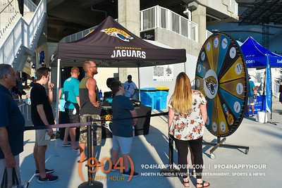 Jacksonville Jaguars vs Atlanta Falcons @ TIAA Bank Field - 8.29.19