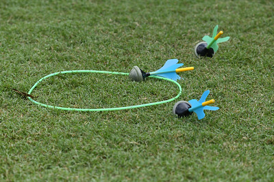 This must be the legal version of lawn darts. . .