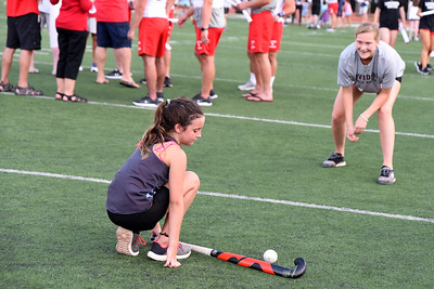 Davidson field hockey prospective player