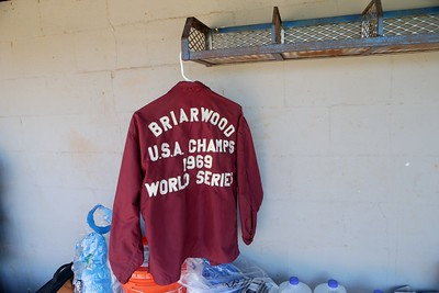 Former A's star Carney Lansford was a member of the 1969 Briarwood Little League All-Star team