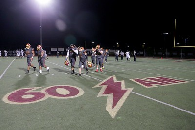 Bellarmine vs Menlo-Atherton high school football