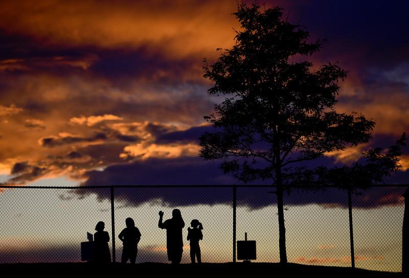 Broomfield Vs. Legacy Football