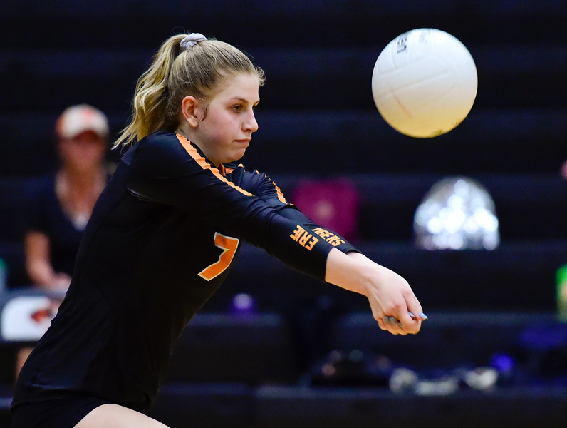 Erie High School Vs Discovery Canyon High School Volleyball