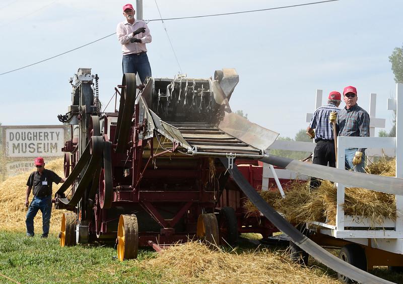 Yesteryear Farm Show in Longmont
