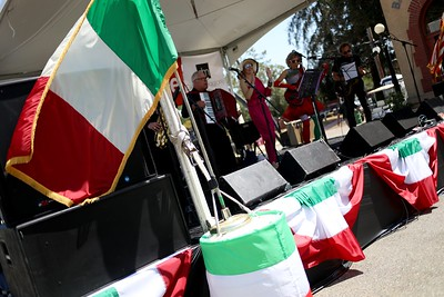 Italian Family Festa held at History Park in San Jose