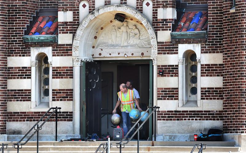 jmp 001 church demolition prep