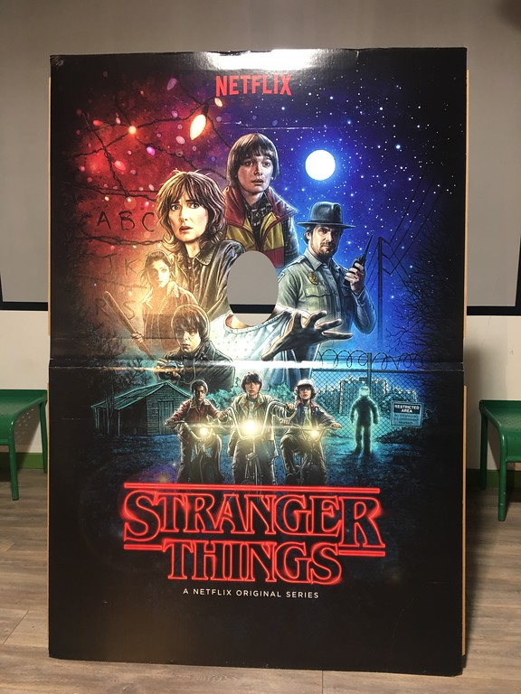 Stranger Things locations in Georgia