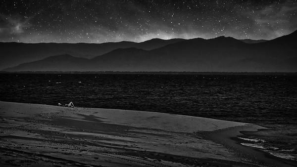Doe - Bedarra Island Beach Nightfall. 2.