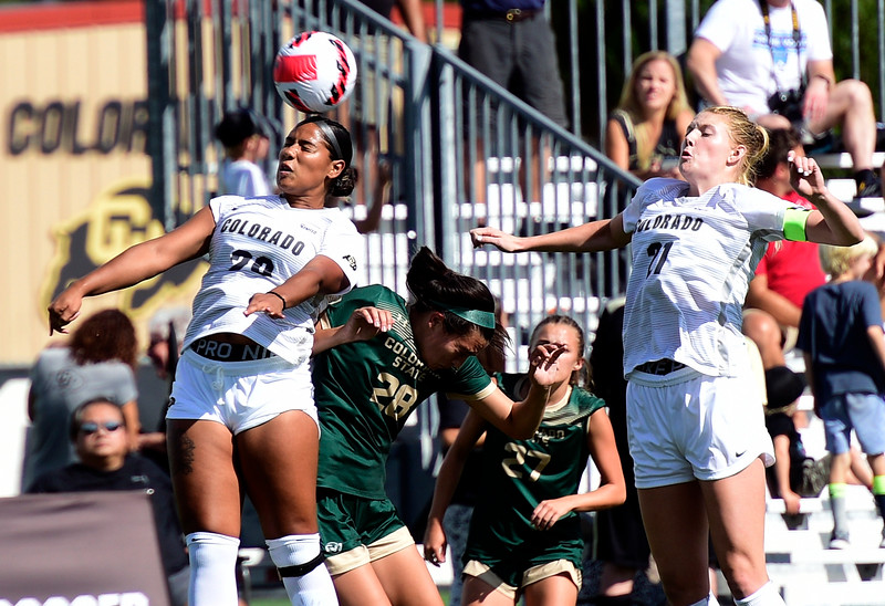 CSU at CU Soccer