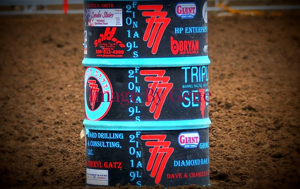 Triple Seven Barrel Racing Finals Sunday August 4th. 2019 Salinas Sports Complex  On The Track