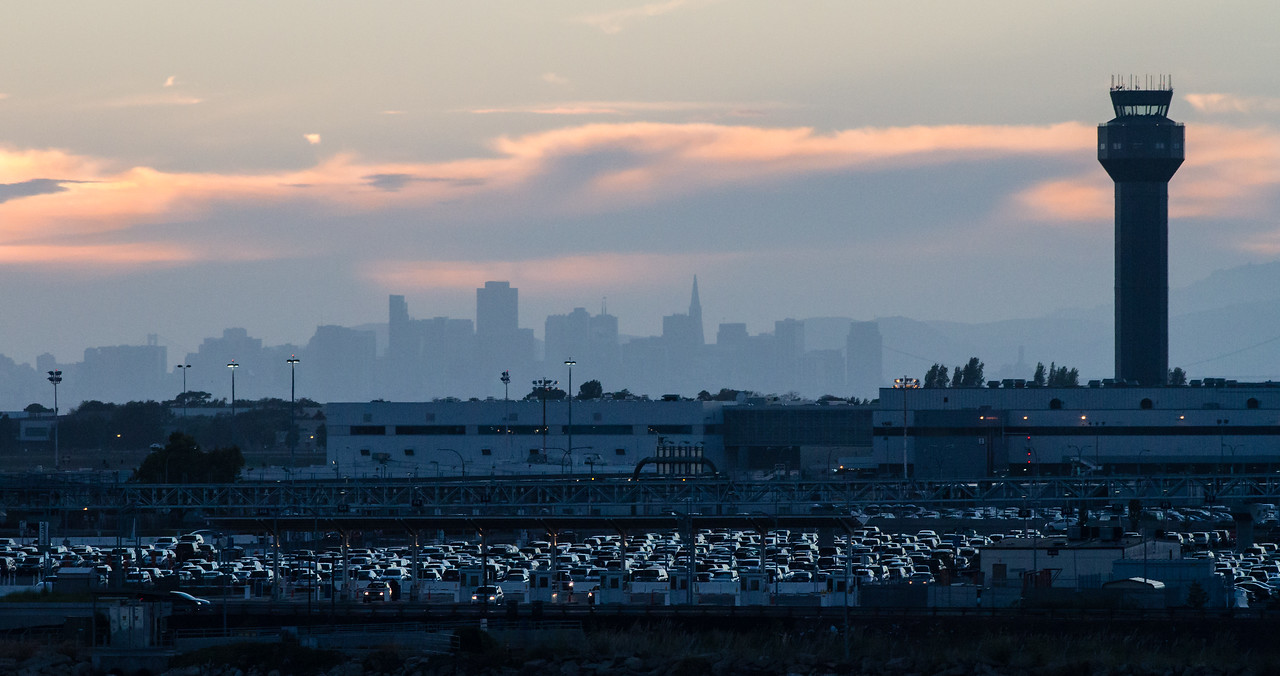 Sunset Airport SF
