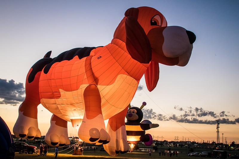 Lighted Beagle