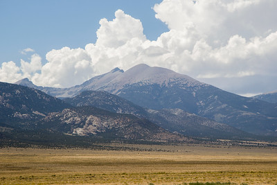 Snake Range of the Great Basin