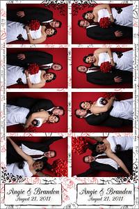 Angie and Brandon's Wedding