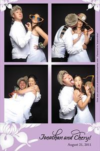 Jonathan and Cheryl's Wedding