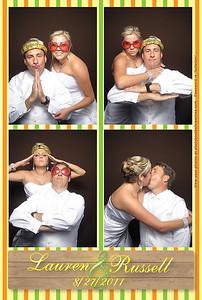 Lauren and Russell's Wedding