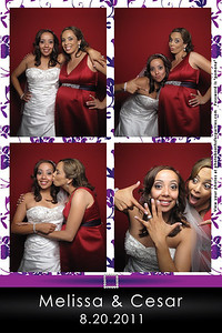 Melissa and Cesar's Wedding