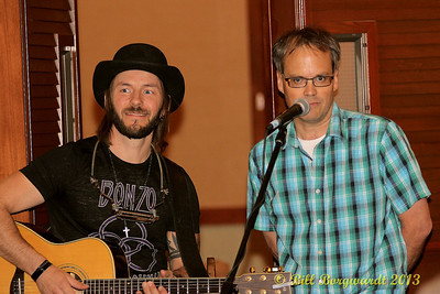 Clayton Bellamy & Cal Gratton - ACMA Songwriters - Whitecourt