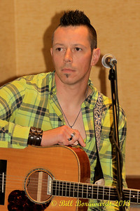 Quentin Reddy - ACMA Songwriters - Whitecourt