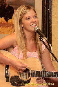 Michaela Clarke - ACMA Songwriters - Whitecourt