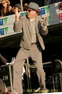 Jerry Dale McFadden - The Mavericks
