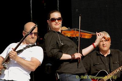 Robin Pelletier, Allison Granger, Mark Puffer - Gord Bamford band