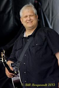 Mark Puffer - Gord Bamford band