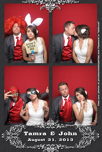 John and Tamra's Wedding