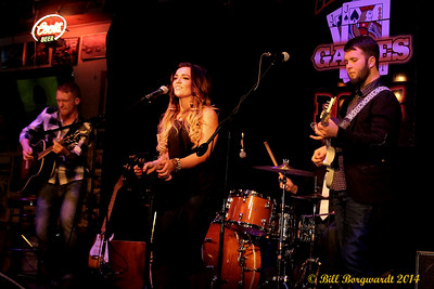 Kasha Anne & Mitch Smith - The Orchard CD release 102