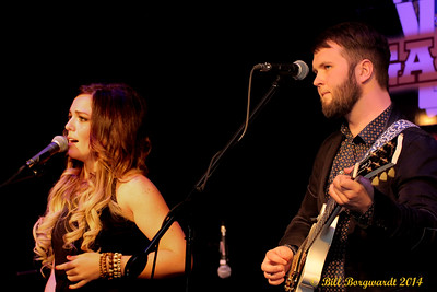 Kasha Anne & Mitch Smith - The Orchard CD release 123