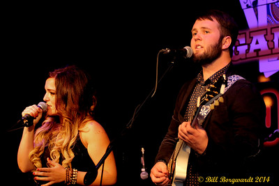 Kasha Anne & Mitch Smith - The Orchard CD release 109