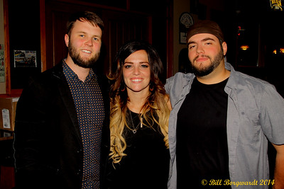Mitch Smith, Kasha Anne, FrankEagle - The Orchard CD release 158