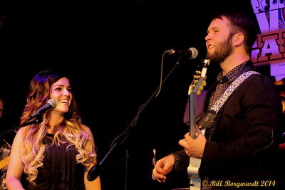 Kasha Anne & Mitch Smith - The Orchard CD release 113