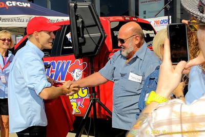 CFCW Wheely Big Summer Wind-up winner 138