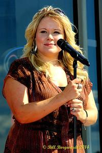 Stacie Roper - Hey Romeo - CFCW Wheely Big Summer Wind-up 073