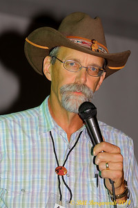 Preacher Russ Graff - 22nd annual Stony Plain Cowboy Gathering